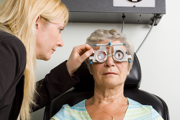 Орехи чтобы восстановить зрение